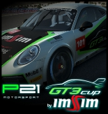 P21 GT3 Cup by ImSim